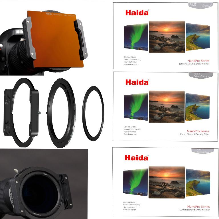 nd filter nanopro mc serie serie 100 filter haida deutschland shop. Black Bedroom Furniture Sets. Home Design Ideas